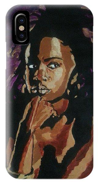 Lauryn Hill IPhone Case