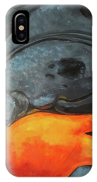 Lava 1 IPhone Case