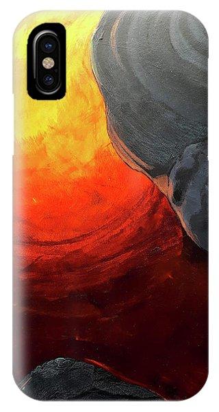 Lava 2 IPhone Case
