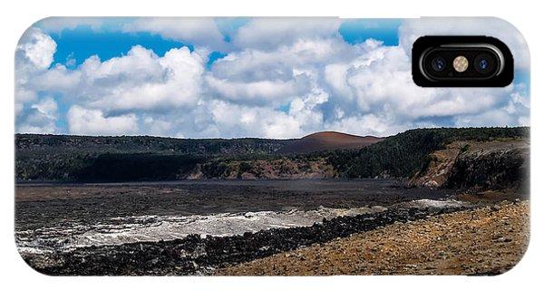 Lava Field IPhone Case