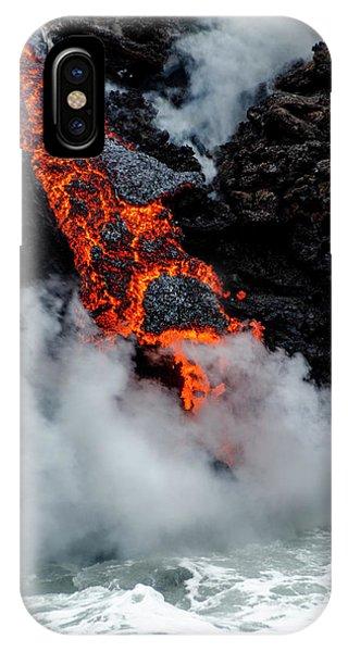 Lava Train IPhone Case