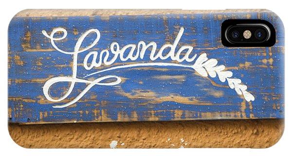San Miguel iPhone Case - Lavanda by Juli Scalzi