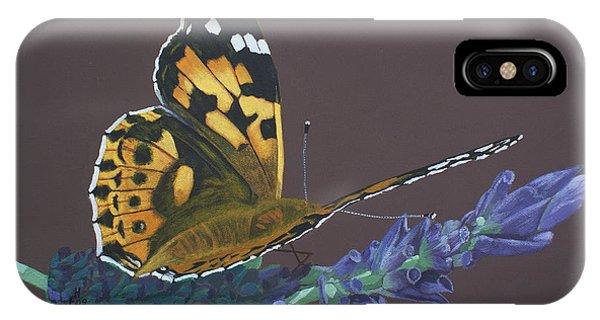 Lavender Rest IPhone Case