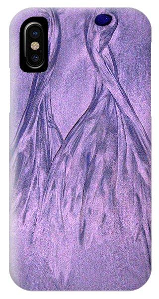Lavender Sand Dancers IPhone Case