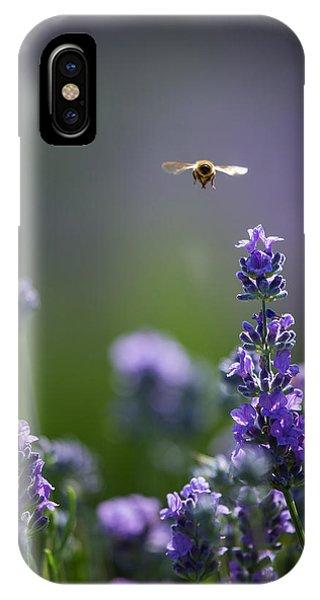 Lavender User IPhone Case