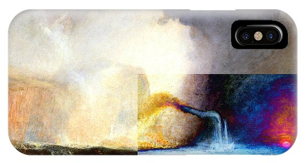 Layered 1 Turner IPhone Case