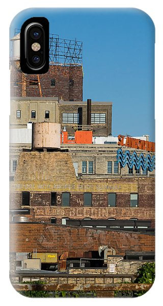 Layers Of Minneapolis IPhone Case