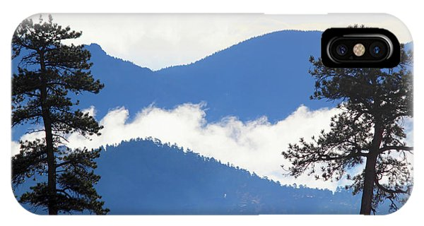 IPhone Case featuring the photograph Layers Of Nature by Shane Bechler