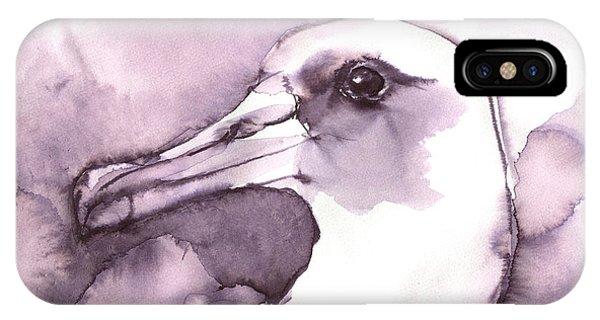Laysan Albatross IPhone Case
