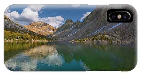 Kings Canyon iPhone Case - Lazy Afternoon by Brian Knott Photography