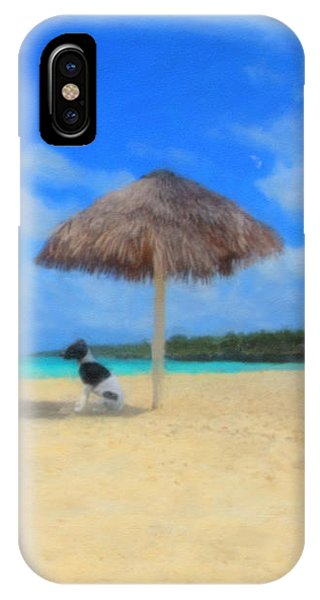 Lazy Afternoon IPhone Case