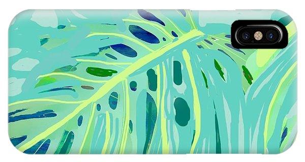 Hawaiian iPhone Case - Lazy Day by Jamie Laniakea Clark