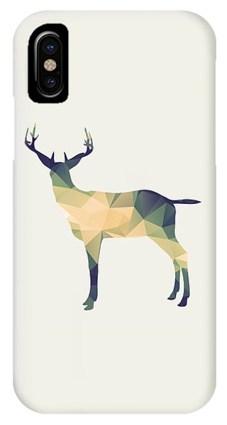 Le Cerf IPhone Case