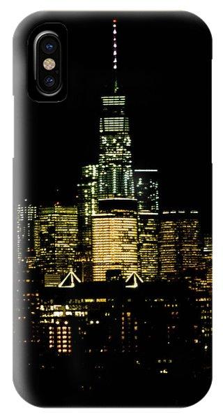 Le Tour Du Liberte IPhone Case