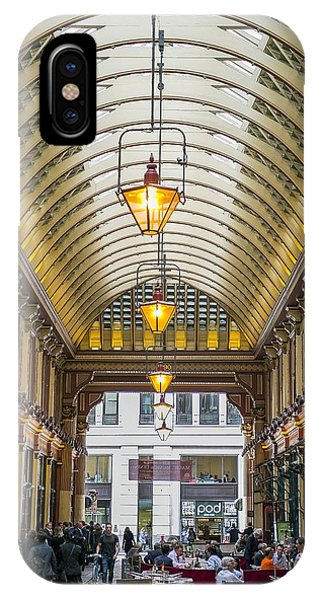 Leadenhall Market IPhone Case