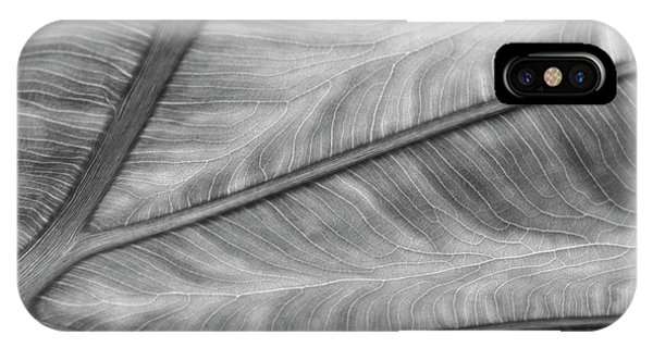 Leaf Abstraction IPhone Case