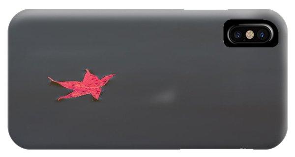 Leaf Alone IPhone Case