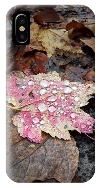 Leaf Bling IPhone Case