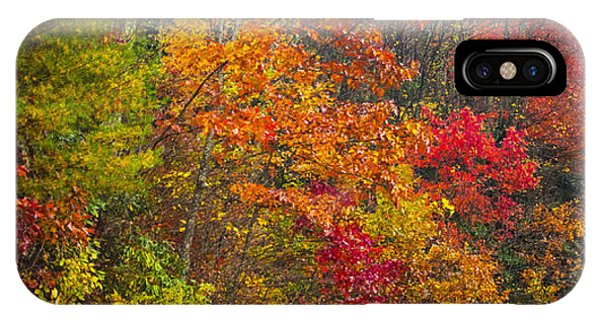 Leaf Tapestry IPhone Case