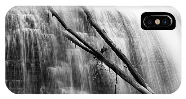 Leaning Falls IPhone Case