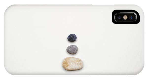 Nature Still Life iPhone Case - Learning To Let Go by Scott Norris