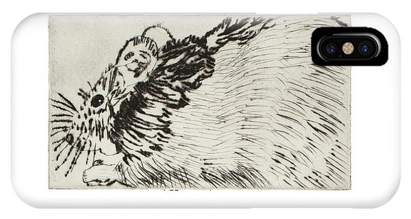 Learning To Love Rats More #1 IPhone Case