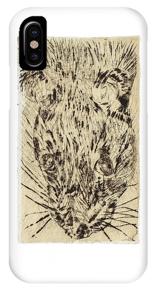 Learning To Love Rats More #2 IPhone Case