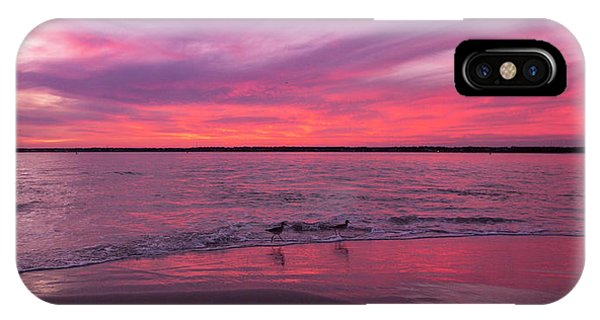 Leave Us To Dream 2 IPhone Case