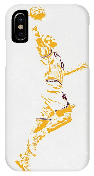 Lebron James Cleveland Cavaliers Pixel Art IPhone Case