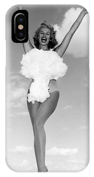 Lee Merlin, Miss Atomic Bomb, 1957 IPhone Case