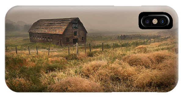 Legacy - Haynes Ranch Barn IPhone Case