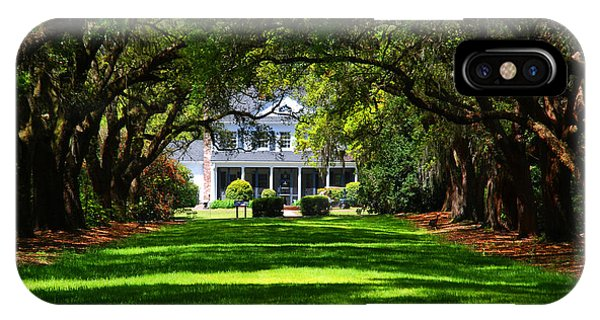 Legare Waring House Charleston Sc IPhone Case