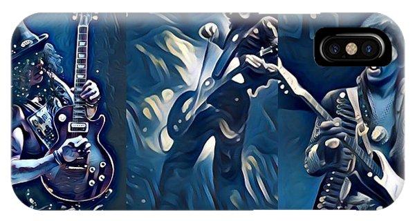 Mtv iPhone Case - Legendary Shredders - Masters Of Soul by Scott D Van Osdol