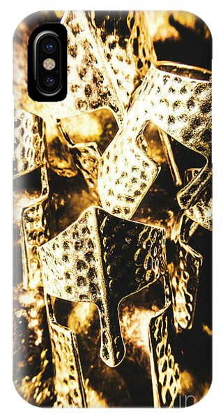 Ancient Rome iPhone Case - Legion Of History by Jorgo Photography - Wall Art Gallery