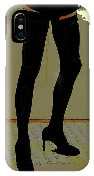 Legs 2 IPhone Case