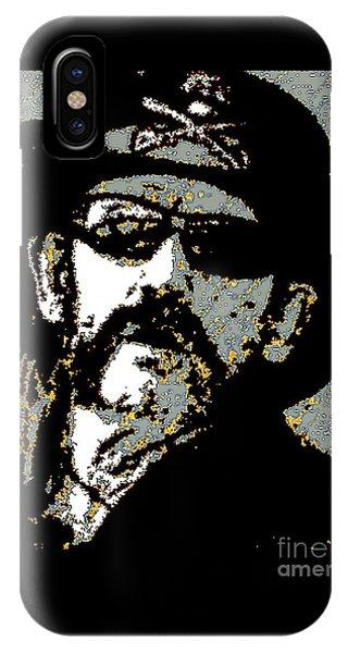 Lemmy K IPhone Case