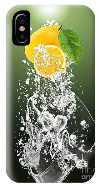 Lemon Splast IPhone Case