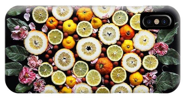 Lemonade Vibes IPhone Case