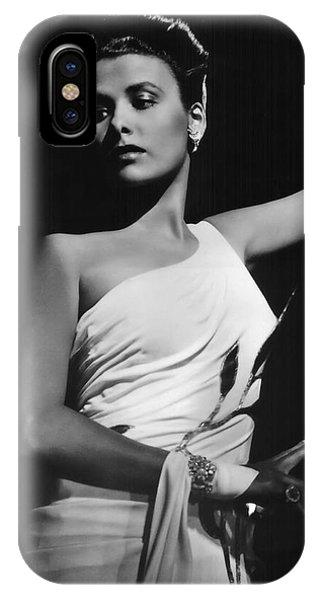 Lena Horne  Circa 1943-2015 IPhone Case