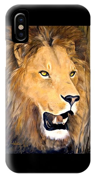 Leo IPhone Case