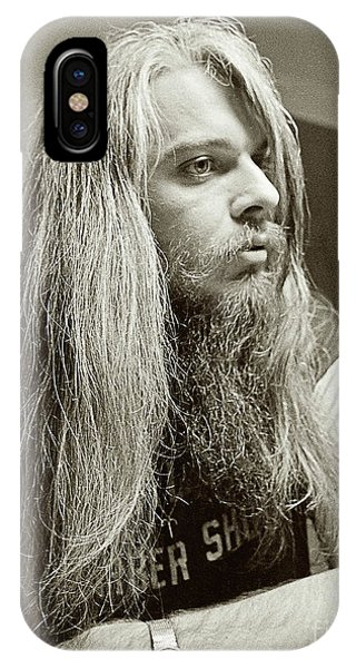 Leon Russell 1970 IPhone Case