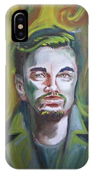Leonardo Di Caprio IPhone Case