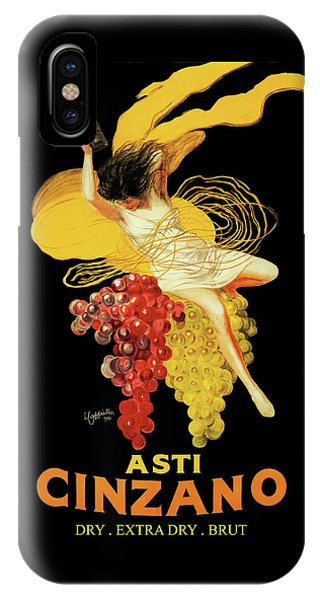 Leonetto Cappiello - Asti Cinzano IPhone Case