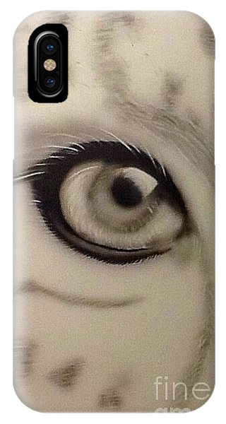 Leopard's Eye IPhone Case