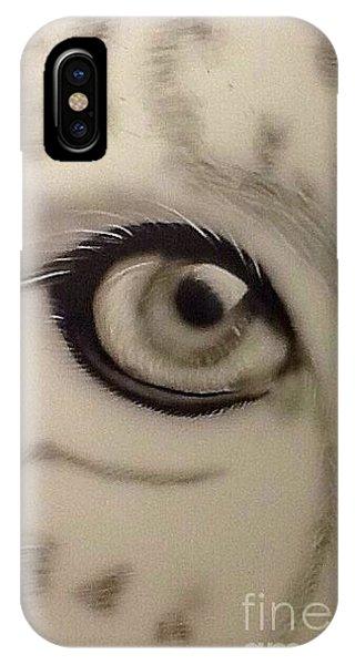 Leopard's Eye IPhone Case