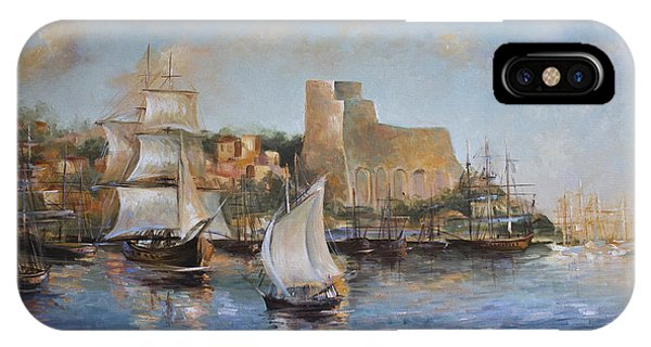 Lerici IPhone Case