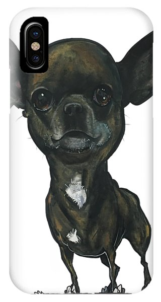 Leroy 3972 IPhone Case
