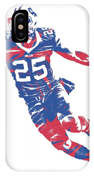 Lesean Mccoy Buffalo Bills Pixel Art 11 IPhone Case