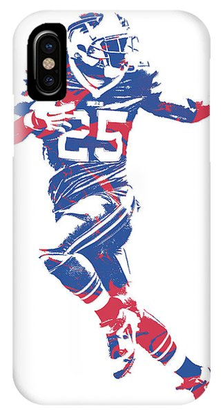 Lesean Mccoy Buffalo Bills Pixel Art 14 IPhone Case