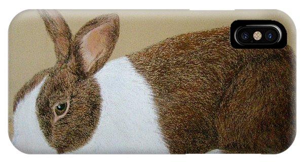 Les's Rabbit IPhone Case